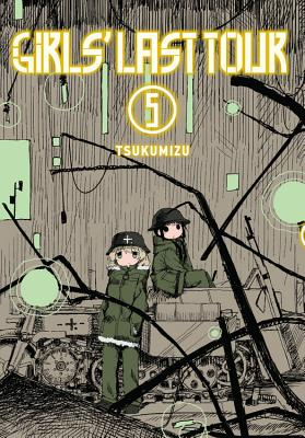 Cover for Girls' Last Tour, Vol. 5