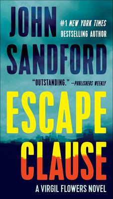 Escape Clause (Virgil Flowers Novel #9) Cover Image