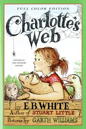 Charlotte's Web: Full Color Edition Cover Image