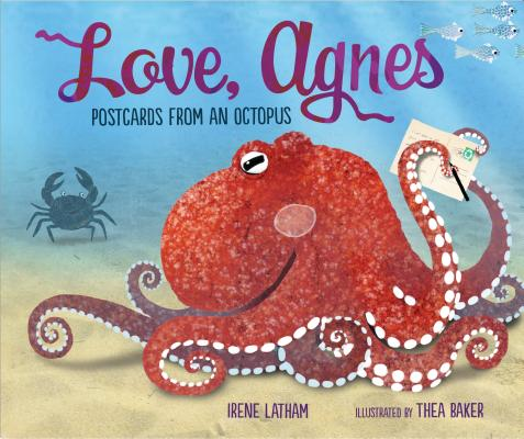 Love, Agnes: Postcards from an Octopus Cover Image