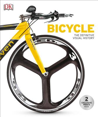 Bicycle: The Definitive Visual History Cover Image