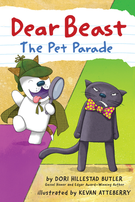 Dear Beast: The Pet Parade Cover Image