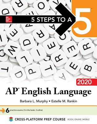 5 Steps to a 5: AP English Language 2020 Cover Image