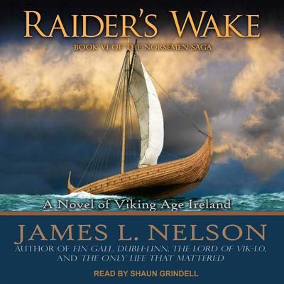 Raider's Wake: A Novel of Viking Age Ireland (Norsemen Saga #6) Cover Image