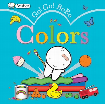 Go! Go! Bobo Colors Cover