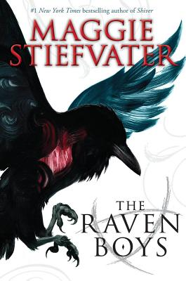 The Raven Boys (The Raven Cycle, Book 1) Cover Image