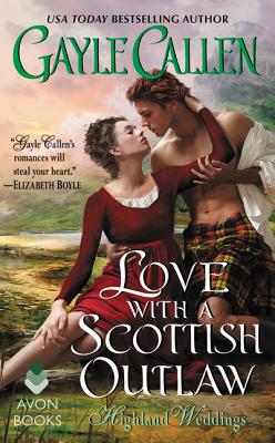 Cover for Love with a Scottish Outlaw
