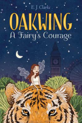 Cover for A Fairy's Courage (Oakwing #2)