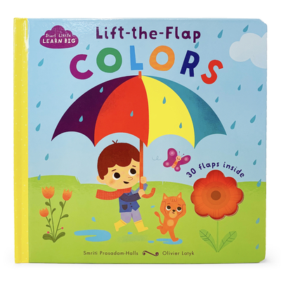 Lift-The-Flap Colors Cover Image