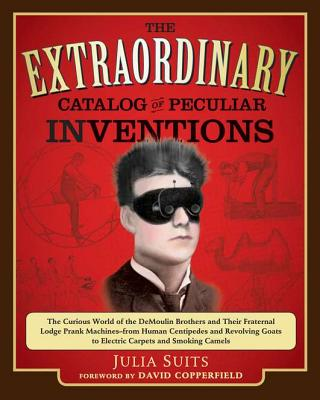 The Extraordinary Catalog of Peculiar Inventions Cover