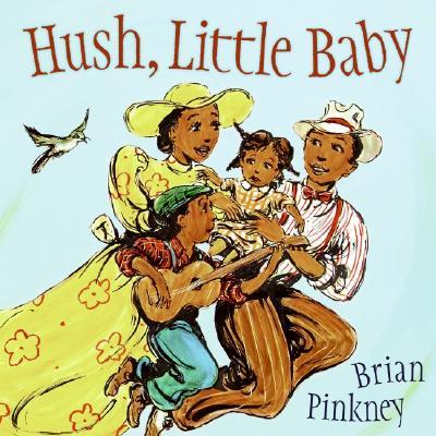 Hush, Little Baby Cover