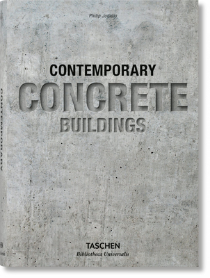 Contemporary Concrete Buildings Cover Image