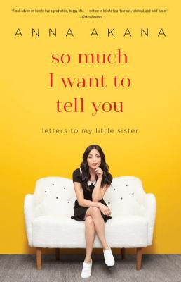 So Much I Want to Tell You: Letters to My Little Sister Cover Image