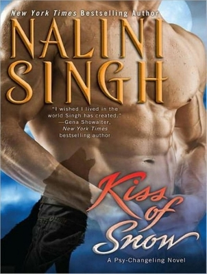 Kiss of Snow (Psy/Changeling Novels #10) Cover Image