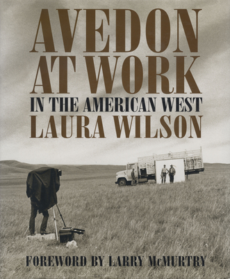 Avedon at Work Cover