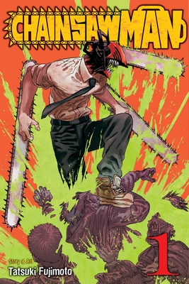 Cover for Chainsaw Man, Vol. 1