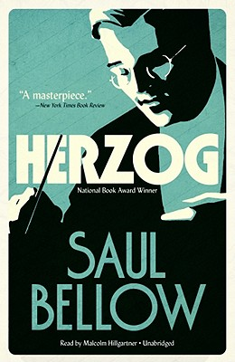 Herzog [With Earbuds] (Playaway Adult Fiction) Cover Image