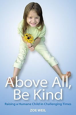 Above All, Be Kind Cover