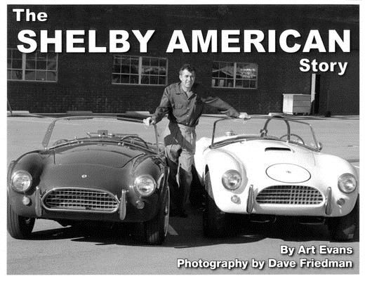 The Shelby American Story Cover Image