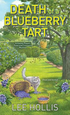 Death of a Blueberry Tart (Hayley Powell Mystery #12) Cover Image