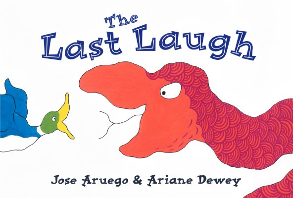 The Last Laugh Cover
