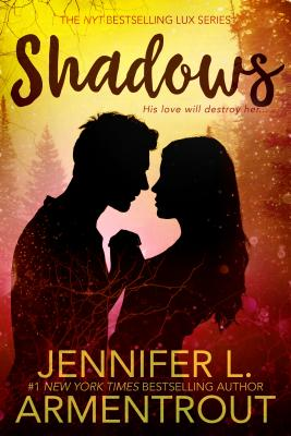 Shadows (A Lux Novel) Cover Image
