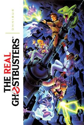 The Real Ghostbusters Omnibus Volume 1 Cover Image
