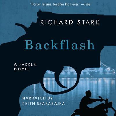 Backflash Lib/E (Parker Novels #18) Cover Image
