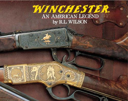 Winchester: An American Legend Cover Image