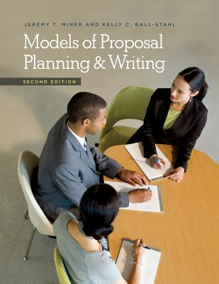 Models of Proposal Planning & Writing Cover Image