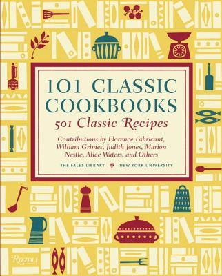101 Classic Cookbooks Cover