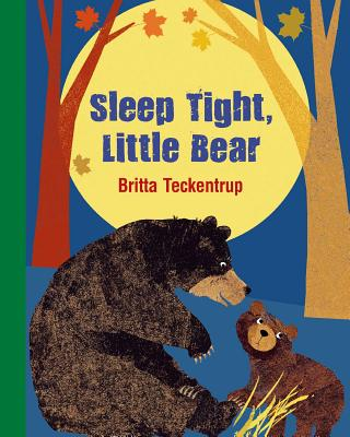 Sleep Tight, Little Bear Cover Image