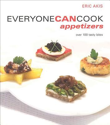 Everyone Can Cook Appetizers Cover
