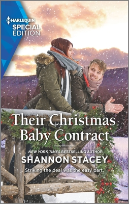 Cover for Their Christmas Baby Contract