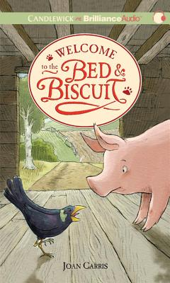 Welcome to the Bed & Biscuit (Bed and Biscuit #1) Cover Image