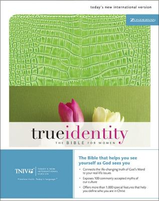 True Identity-Tniv: The Bible for Women Cover Image