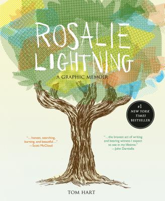 Rosalie Lightning: A Graphic Memoir Cover Image