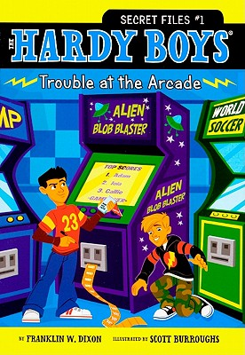 Trouble at the Arcade Cover Image