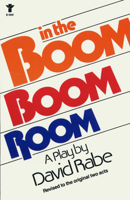 Cover for In the Boom Boom Room (Rabe)