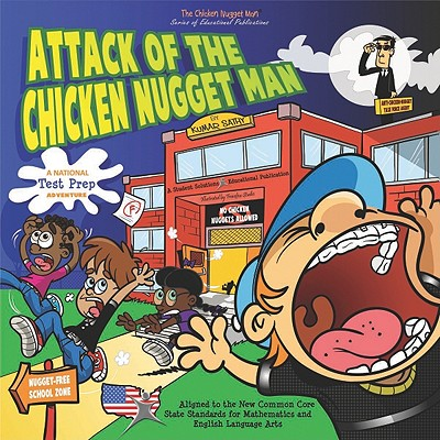 Attack of the Chicken Nugget Man Cover