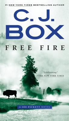 Free Fire (A Joe Pickett Novel #7) Cover Image