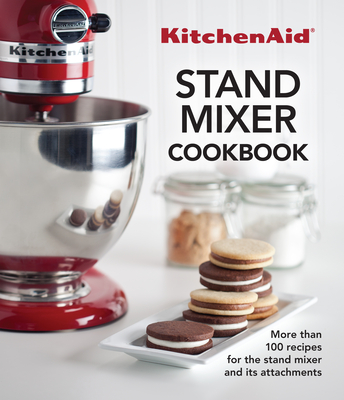 Kitchenaid Stand Mixer Cookbook Cover Image