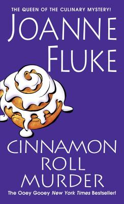 Cinnamon Roll Murder (A Hannah Swensen Mystery #15) Cover Image