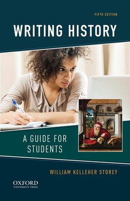 Writing History: A Guide for Students Cover Image