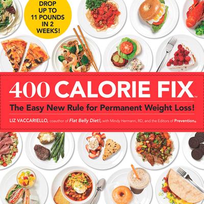 400 Calorie Fix Cover