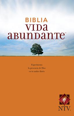 Biblia Vida Abundante-Ntv Cover Image