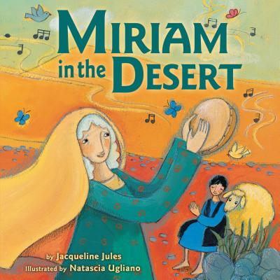 Miriam in the Desert Cover