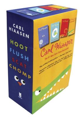 Hiaasen 4-Book Trade Paperback Box Set cover image