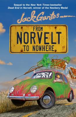 From Norvelt to Nowhere Cover