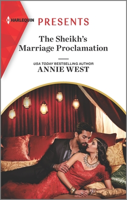 The Sheikh's Marriage Proclamation Cover Image